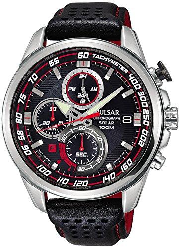 Reloj PULSAR Racing PZ6005X1 Metal Rojo