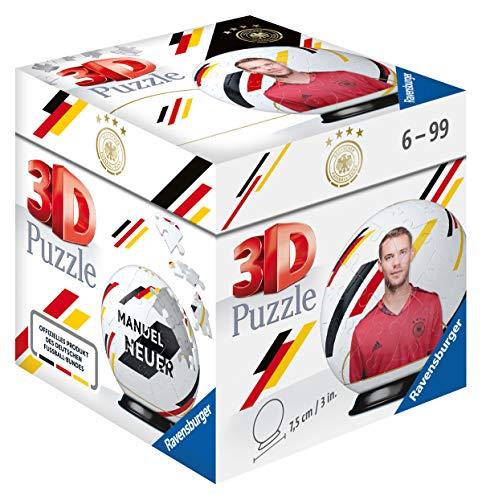 Ravensburger 3D Puzzle 11186 - DFB-Nationalspieler Manuel Neuer - 54 Teile