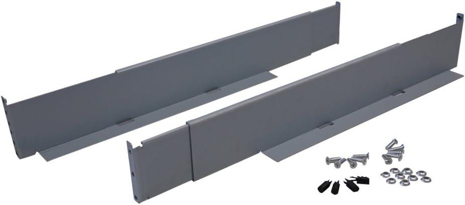 Tripp Lite 4-Post Rack-Mount Installation Kit for Select Rack-Mount UPS Systems (4POSTRAILKIT),Black
