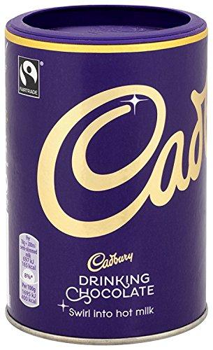 Cadbury Drinking Chocolate, 250g, Perfect voor elk moment van de dag, 6 stuks