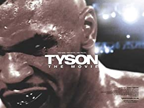 Pop Culture Graphics Tyson Poster Movie (2009) Style A 30 x 40 Inches - 77cm x 102cm (Trevor Berbick)(William Cayton)(Cus D'Amato)(James 'Buster' Douglas)(Robin Givens)(Evander Holyfield)(Jim Jacobs)