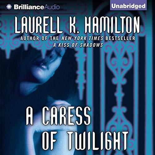 A Caress of Twilight audiobook cover art
