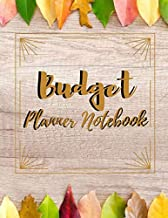 Budget Planner Notebook: Enjoy the Little Medium Monthly 2020 Planner, Planner with 12 Months Calendar Spread, Organizer Agenda Schedule Notebook and Business Planner