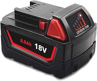Best m18 9.0 battery home depot Reviews