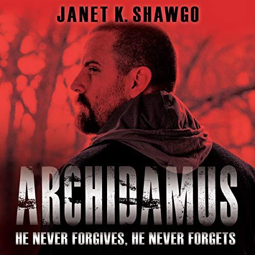 Archidamus audiobook cover art