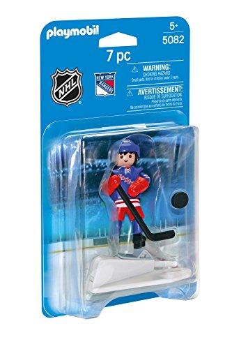 PLAYMOBIL 5082 NHL® New York Rangers® Player Eishockey Spieler