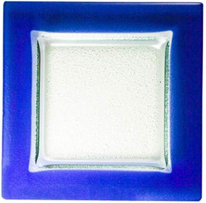 Turgla Home Detroit Mall Set of 4 Cobalt Microwave Bread+Butter Blue Luxury goods Plates S
