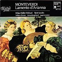 Monteverdi;Vespro Della Bea