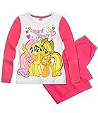My Little Pony Pijama oficial de manga larga para niños y niñas de 2 a 10 años