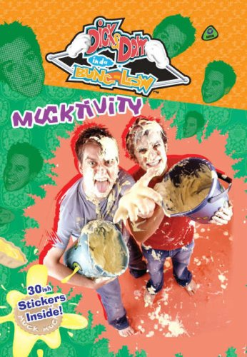 Dick and Dom's Mucktivity Book: Sticker Activity Book