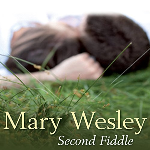Second Fiddle audiobook cover art