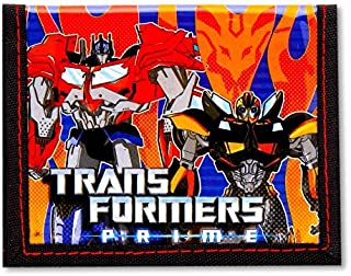 Transformers Wallet for Boys