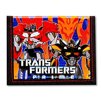 Transformers Prime Wallet For Boys