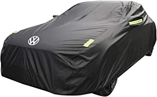 KTYXDE Car Cover Thick Oxford Cloth Sunscreen Cover Car Cover (Size : 2019)