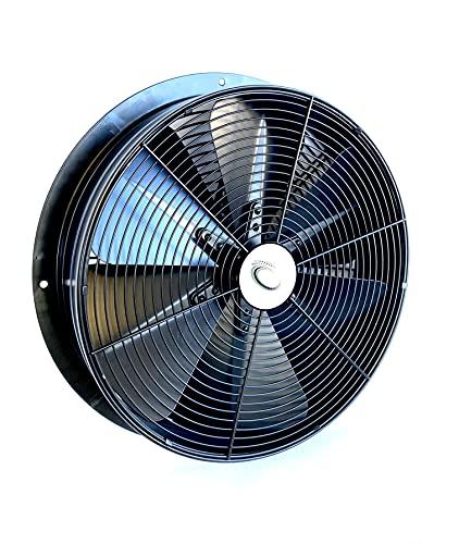 400mm Industriale Ventilatore a Parete 4100m³/h Assiale aspiratori Ventilazione Fan Ventola Estrattore, Estrazione, Muro, Pannelo, Finestra, Parate, elicoidale ventola 230 V