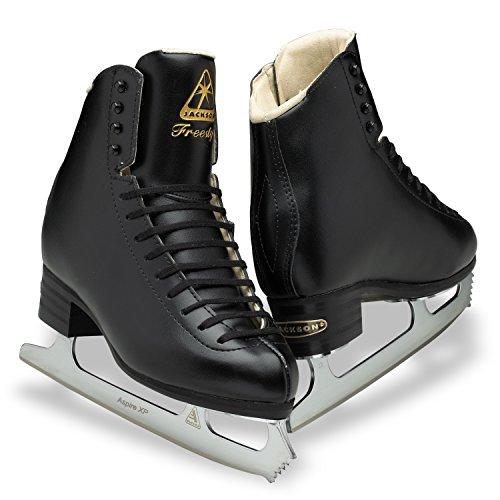 Jackson Ultima DJ2192 Freestyle/Aspire Blade/Figure Ice Skates for Men/Width: M, Size: Adult 8.5