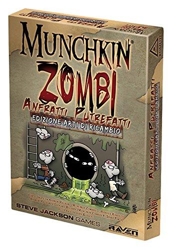 Raven - Munchkin Zombi - Anfratti Putrefatti Ed. Arti di Ricambio