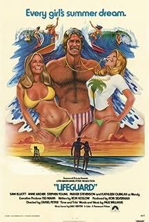 Lifeguard Movie Poster (27 x 40 Inches - 69cm x 102cm) (1976) -(Sam Elliott)(Anne Archer)(Stephen Young)(Parker Stevenson)(Kathleen Quinlan)
