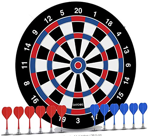 DARDOS Kids Games Magnetic Dart Board, Gift for Boys, and Girls Popular Safe Boys Toys Indoor Outdoor Games