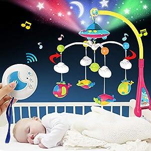 BOBXIN Baby Crib Mobile