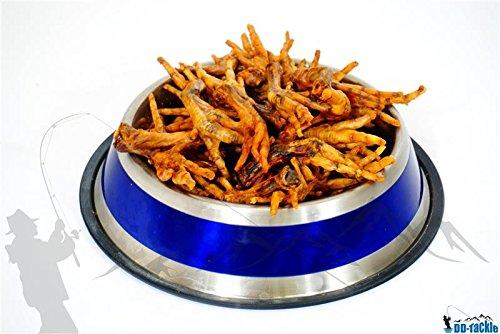 DD-Tackle 5 kg Hühnerfüße Hähnchenfüße Hühnerkrallen wie Hühnerhälse Kauartikel Hund