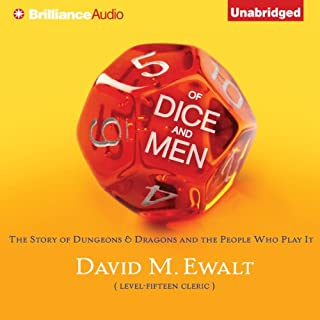Of Dice and Men audiobook cover art