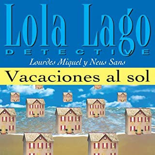 Vacaciones al sol [Vacations in the Sun] Titelbild
