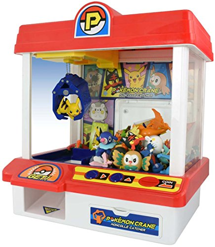 TAKARA TOMY Pokemon Monster Collection Moncolle Figure Catcher Crane Game