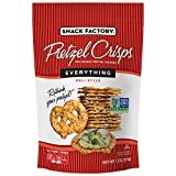 Snyders Pretzel Crisps Multi Seed (Everything) 204g (Pack of 3)...