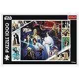 Trefl- In einer Weit entfernten Galaxis, Star Wars 1000 Teile, Premium Quality, für Erwachsene und Kinder AB 12 Jahren Puzzle, Multicolor (10625)
