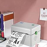 Vogvigo Impresora de Etiquetas, Impresora térmica (Interfaz USB) Que...