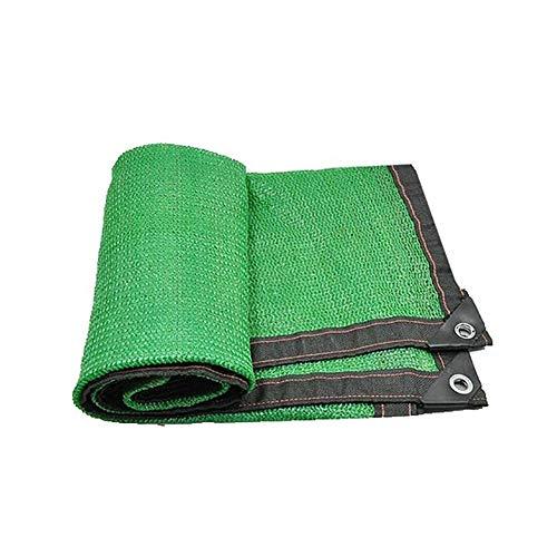 Shade zeilen XIAOLIN groene schaduw Netting- zonneblok schaduw doek, kas, UV-bestendig net 80% schaduw prijs bloem plant