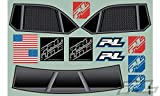 Pro-Line Racing Flo-Tek Fusion Pre-Cut Bash Armor Body, White: 1/10 Slash, Slash 4x4, PRO345815