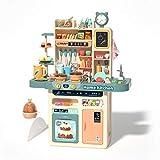 Lihgfw Kleine Küche Spielzeug Set Mädchen Spielhaus Große Simulation Küchengeschirr Puzzle Spray...