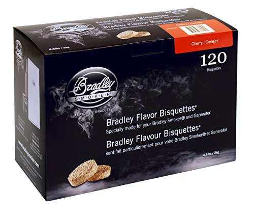 Bradley Smoker BTCH120 Kirsche Bisquetten 120 Pack