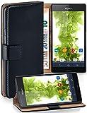 MoEx Étui Folio à Support vidéo Compatible avec Sony Xperia Z3 Compact | Fente pour...