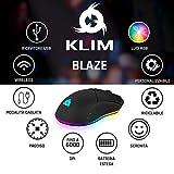 Zoom IMG-1 klim blaze mouse gaming wireless