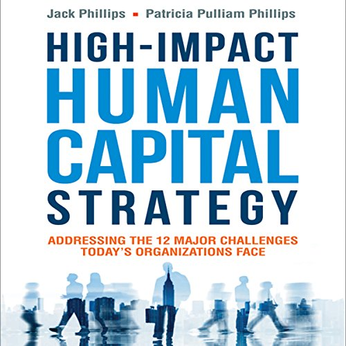 High-Impact Human Capital Strategy audiobook cover art