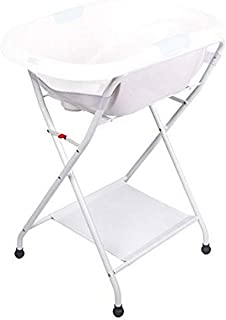 Roger Armstrong Oasis Bath Stand, White,