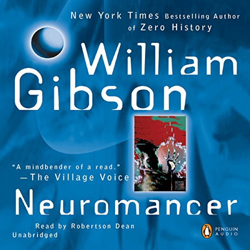 Neuromancer Audiobook By William Gibson cover art