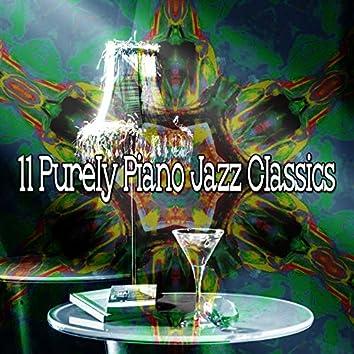 11 Purely Piano Jazz Classics