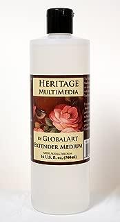 Extender Medium for Heritage Acrylics