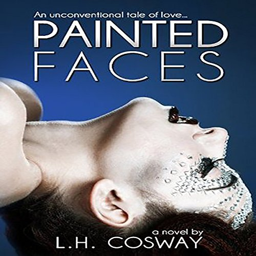 Painted Faces audiobook cover art