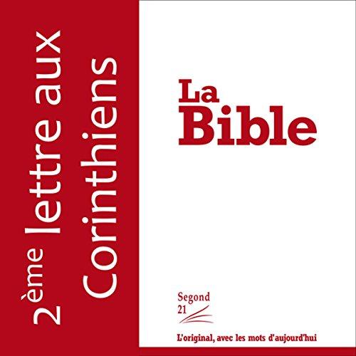 Couverture de Deuxième lettre aux Corinthiens - version Segond 21