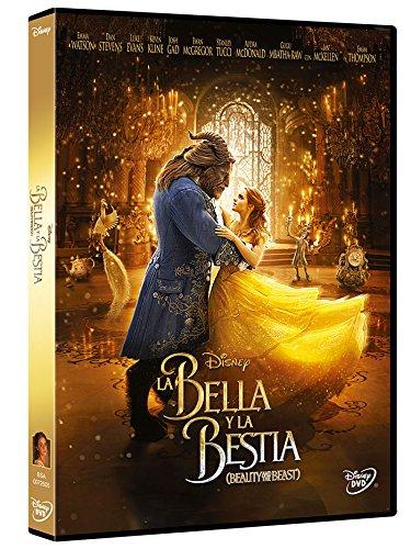 La Bella Y La Bestia [DVD] (DVD)