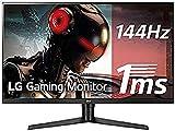 LG 32GK650F Monitor, Nero