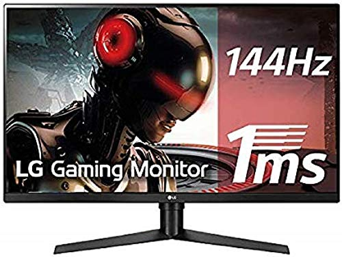LG 32GK650F-B - Monitor Gaming QHD de 80 cm (31,5