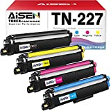 AISEN with Chip Compatible Toner Cartridges Replacement for...