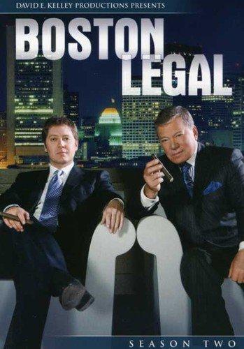 Boston Legal: Season 2 [Edizione: Stati Uniti]