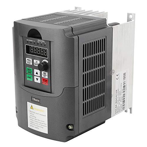 9100-3T-00400D Inversor Solar de frecuencia Variable DC400-700V Entrada trifásica 0-380VAC Salida 0-650Hz 4KW